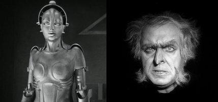 Metropolis, Mabuse och Matti