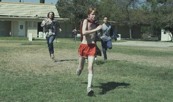 The Running Kid