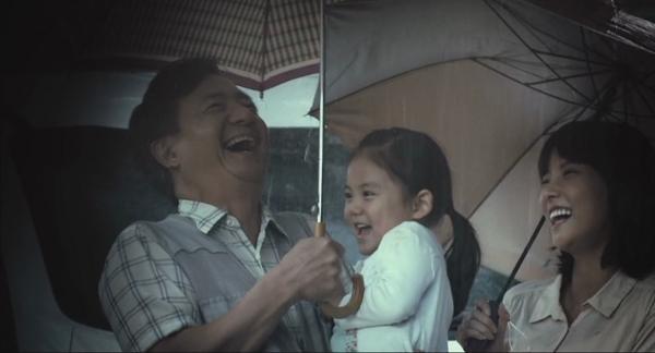 1:34:49: Kul i regnet med hela familjen!