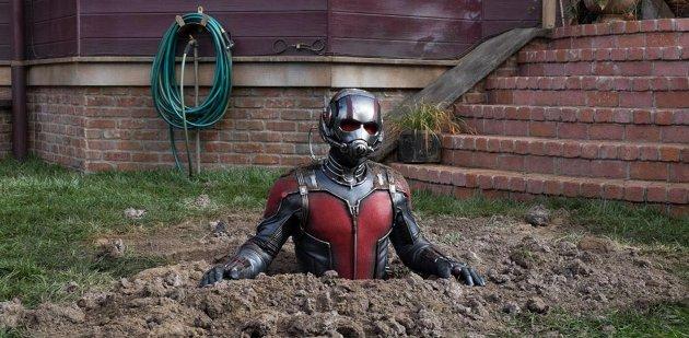 Badger-Man?