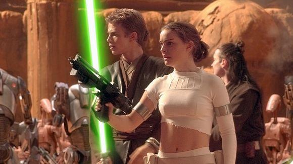 """""""Anakin, han tafsade på mig. Döda honom!"""" """"Vadå, vem?! Han ska få smaka lite grön laser!"""""""